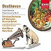 Beethoven: Triple Concerto & Piano Concerto No.3