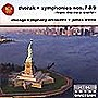 "Dvořák: Symphonies Nos. 7 & 9 ""From The New World"""