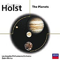 Holst: Planets; Williams: Close Encounters..., Star Wars