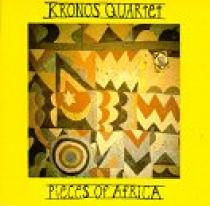 Pieces of Africa, Kronos Quartet