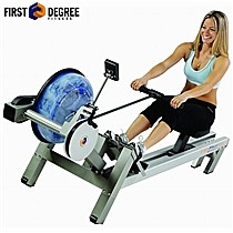FIRST DEGREE Fluid Rower E520 Veslařský trenažér