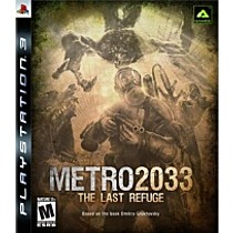 Metro 2033: The Last Refuge (PS3)