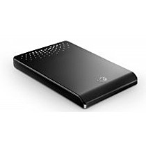 Seagate FreeAgent Go 320GB 2.5 black
