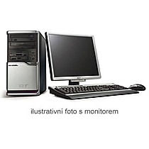 ACER Power M6/ A64-3800+/ 512MB/ SATA 250GB 7.2k/ DVD±RW +DL