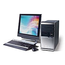 ACER Veriton 6800/ P4D 945 Dual-Core/ 1GB/ SATA II 250GB 7.2k/ DVD±RW +DL