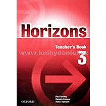 Kolektiv autorů Horizons 3 Teacher´s Book