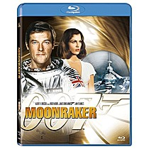 Moonraker Blu ray