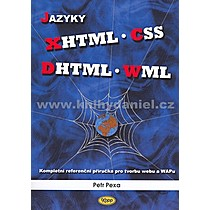 Petr Pexa Jazyky XHTML CSS DHTML WML