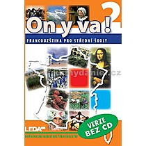 ON Y VA! 2 učebnice bez CD