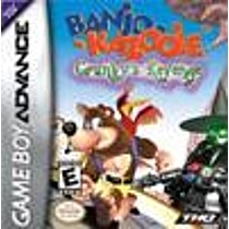 Banjo-Kazooie Nuts & Bolts (GameBoy)