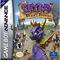 Spyro Attack of The Rhynocs