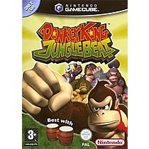 Donkey Konga Jungle Beat (GameCube)