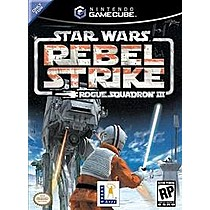 Star Wars Roque Squadron III: Rebel Strike