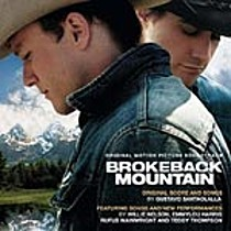 Brokeback Mountain / Zkrocená hora