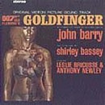 James Bond: Goldfinger (40th Anniversary Remastered Edition)