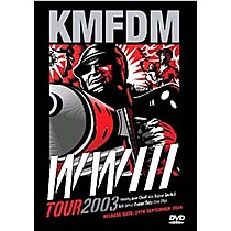 KMFDM:  ATTAK '2001 (USA VERSION)