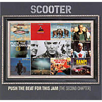 SCOOTER:  PUSH THE BEAT.. SINGLES 98-02