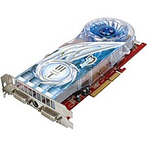 HIS Excalibur Radeon X1950 Pro IceQ3 Turbo, 512MB, AGP