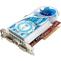 HIS Excalibur Radeon X1650 XT IceQ Turbo, 512MB, AGP