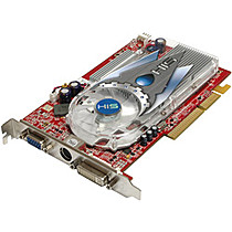 HIS Excalibur X1650 Pro Fan AGP, 256MB DDR2, DVI