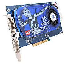 Sapphire Radeon X1950 Pro 512MB AGP DDR3, TV-out