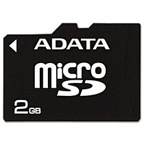 A-DATA 2GB MicroSD Card Speedy