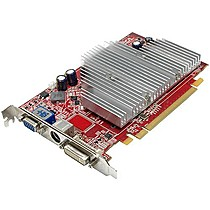 HIS Excalibur Radeon X1550 HeatSink, 512MB, DVI, PCIe