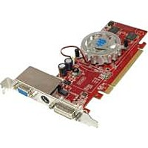 HIS Excalibur Radeon X1550 Fan, 128MB/512MB-HM, PCIe