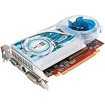 HIS Excalibur X1550 IceQ Turbo, 256MB, PCIe