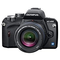Olympus E-410 Double Zoom Kit - EZ 14-42 mm + EZ 40-150 mm