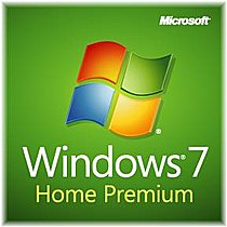 Microsoft Windows 7 Home Premium EN OEM 64bit