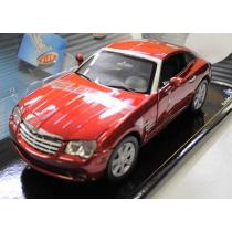 Bburago Chrysler Crossfire 1:18