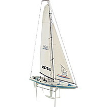 T2M plachetnice Sea-Cret RC model, stavebnice