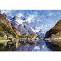 Adelsteen Normann, Norský Fjord
