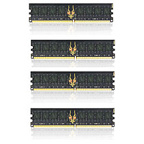 GEIL RAM 4GB(4x1GB) PC2 8500 1066Mhz Black Dragon (5-5-5-15)