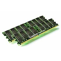 Kingston 1GB 667MHz Non-ECC CL5  (Kit of 2x512)