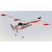 RC model letadla Cessna, RtF