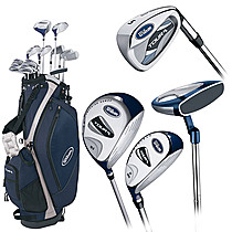 Wilson Tour RX golf set 2007