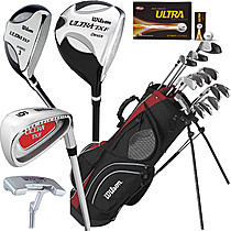 Wilson Ultra TXF Golf Package 2007