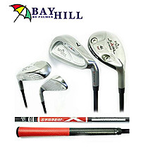 Bay Hill Plasma Hybrid Irons Set 3-SW