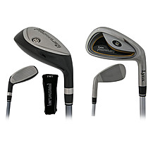 Lynx Men's Black Cat Irons 2007