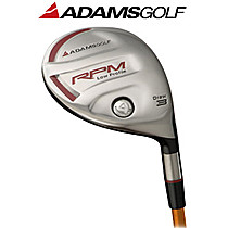 Adams REDLINE RPM LOW PROFILE FAIRWAY WOOD SENIORS (DRAW)