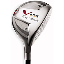Taylormade V-STEEL II FAIRWAY WOOD (STEEL SHAFT)