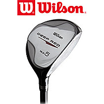 Wilson DEEP RED III FAIRWAY WOOD