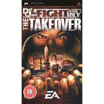 Def Jam FFNY: The Takeover (PSP)