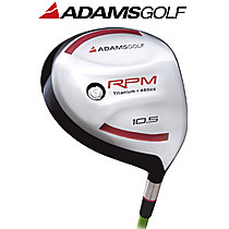 Adams RPM 460 HI LAUNCH DRIVER (STANDARD) ALDILA NV-65 SHAFT