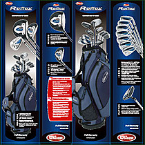 Wilson Reflex Ladies Golf Package Set
