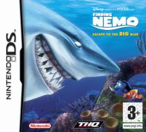Finding Nemo Escape to Big Blue (NDS)