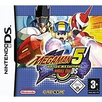 Mega Man Battle Network 5: Double Team