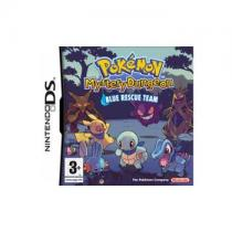 Pokemon Mystery Dungeon Blue (NDS)